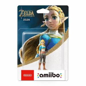 Nintendo Zelda amiibo - The Legend OF Zelda: Breath of the Wild Collection (Nintendo Wii