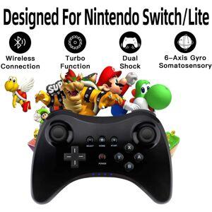 None Nintendo Wii U Bluetooth Game Controller Joystick Gamepad