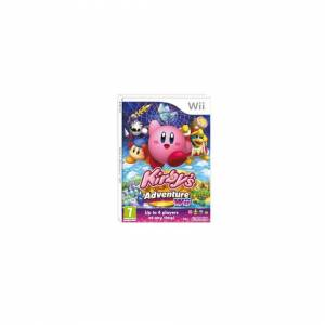 Unbranded Kirby's Adventure (Wii)
