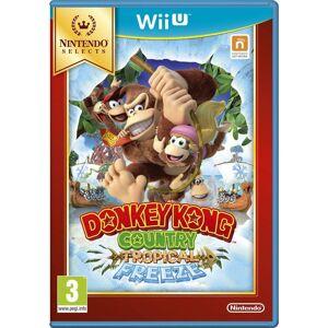 Nintendo Donkey Kong Country Tropical Freeze Nintendo Wii U Game - Selects Edition