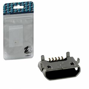 ZedLabz replacement sync & charge charging port socket micro USB B port for Sony