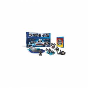 Activision Skylanders SuperChargers Dark Edition Starter Pack PlayStation 4