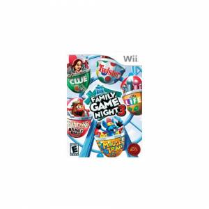 Electronic Arts Hasbro Family Game Night 3 Nintendo Wii
