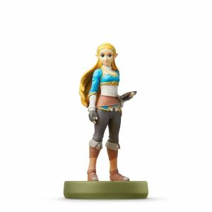 Nintendo Zelda amiibo - The Legend OF Zelda: Breath of the Wild Collection (Nintendo Wii
