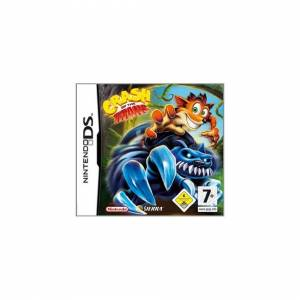 Unbranded Crash of the Titans (Nintendo DS)