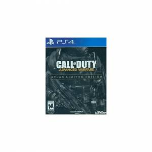 Activision Call of Duty Advanced Warfare Atlas Limited Edition PlayStation 4
