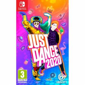 674 Just Dance 2020 (Nintendo Switch) (New)