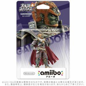 Nintendo Limited offer Nintendo Amiibo Ganon Super Smash Bros. GANONDORF Switch Wii U