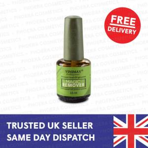 Vinimay Gel Polish Burst Magic Soak Off Remover Nail Cleaner Nail Manicure 15ml