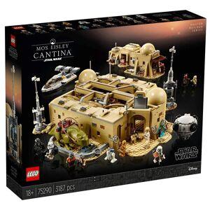 Lego Star Wars 75290 Mos Eisley Cantina Construction Set 3187 Pieces