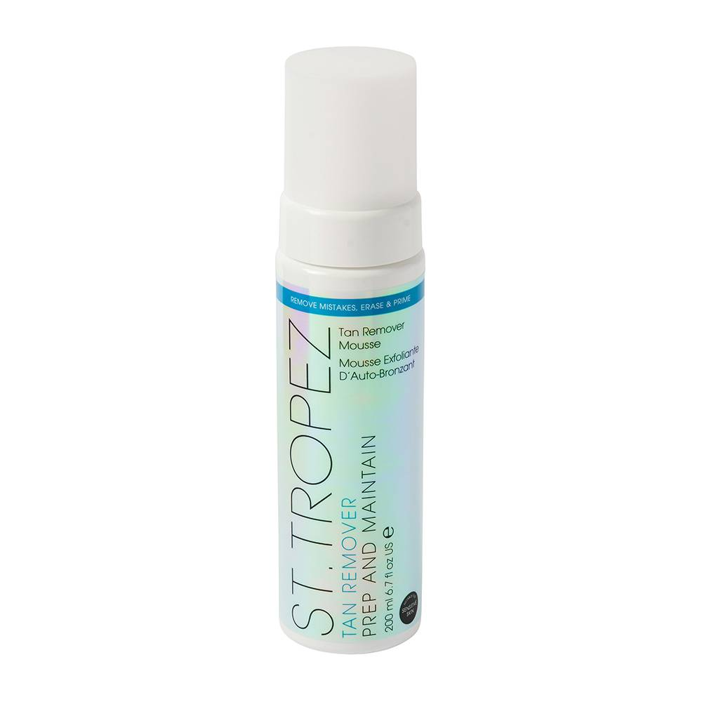 St Tropez Prep And Maintain Tan Remover Mousse 200ml
