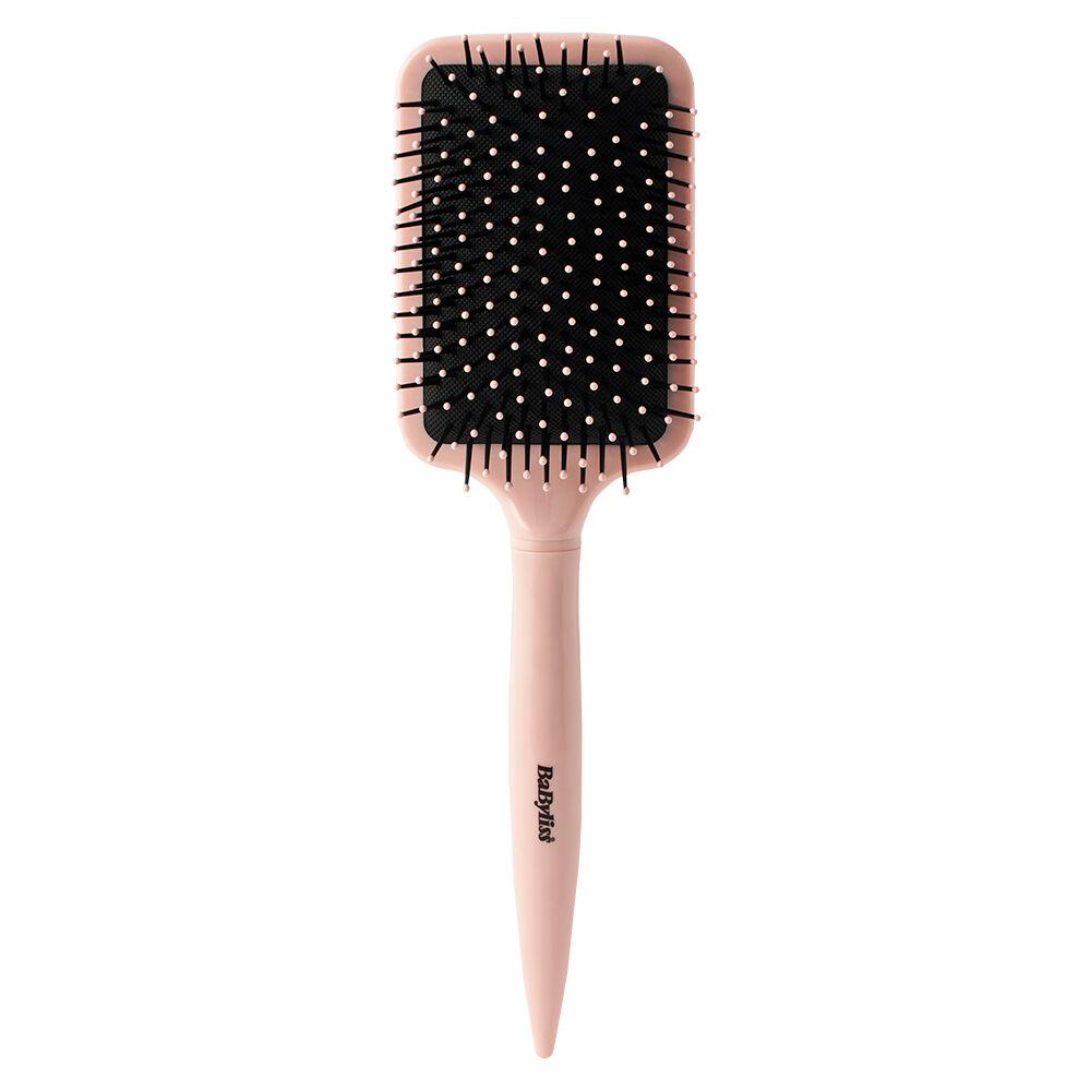 BaByliss Rose Blush Paddle Brush