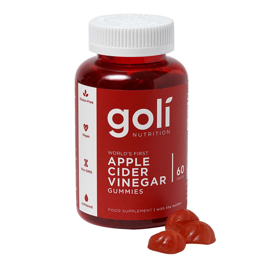 Apple Cider Vinegar Gummies 60caps