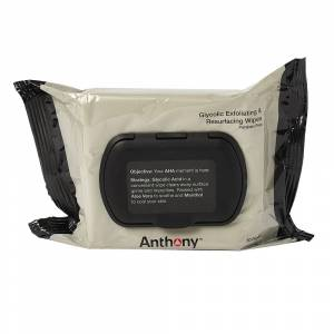 Anthony Glycolic Exfoliating & Resurfacing Wipes 30pieces