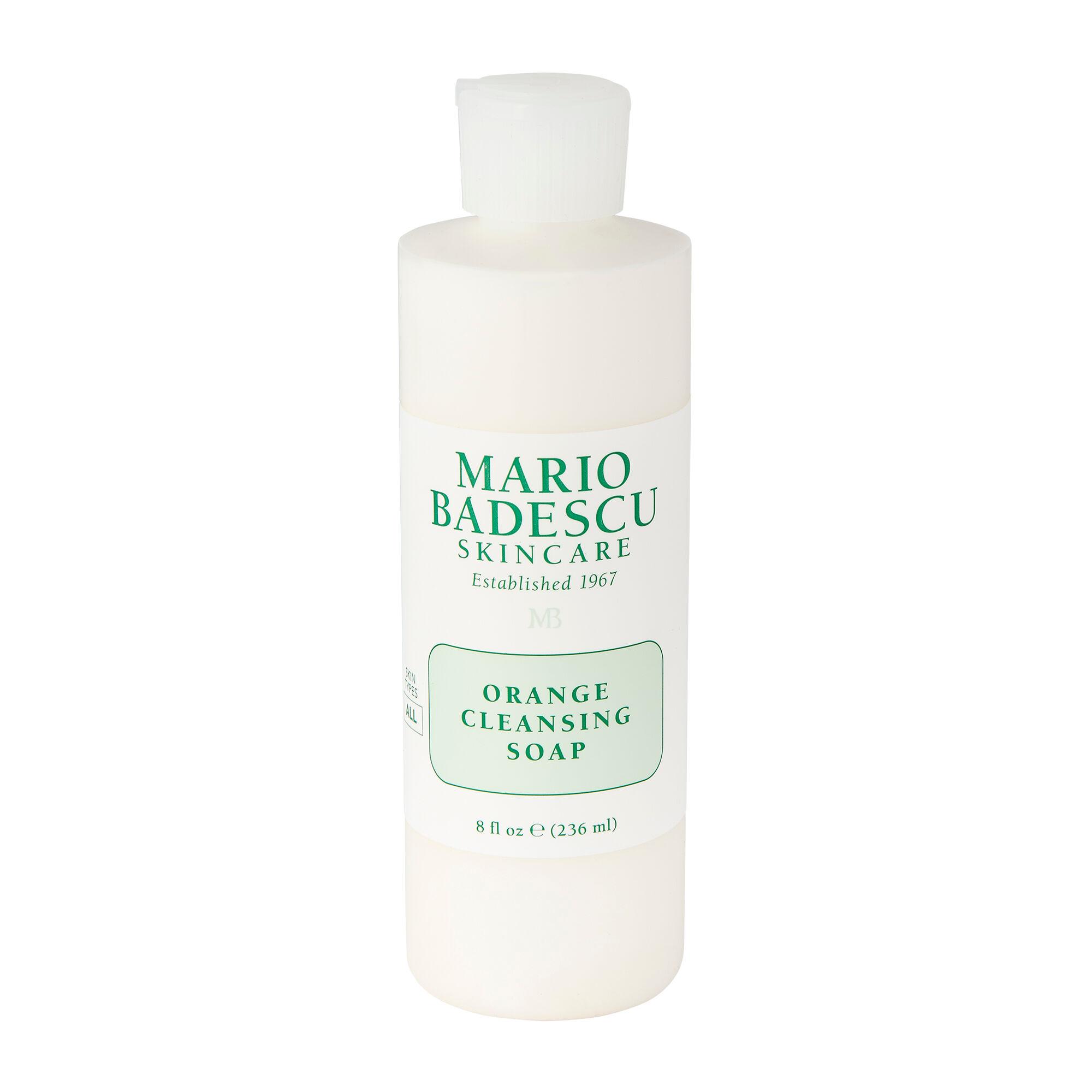 Mario Badescu Orange Cleansing Soap 236ml