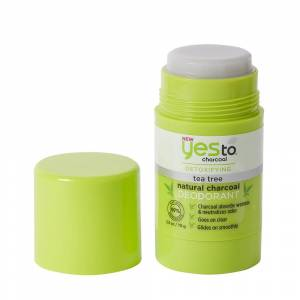 Yes To Natural Charcoal Deodorant Tea Tree 154.2g