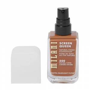 Milani Screen Queen Foundation 500N Natural Toffee 30ml