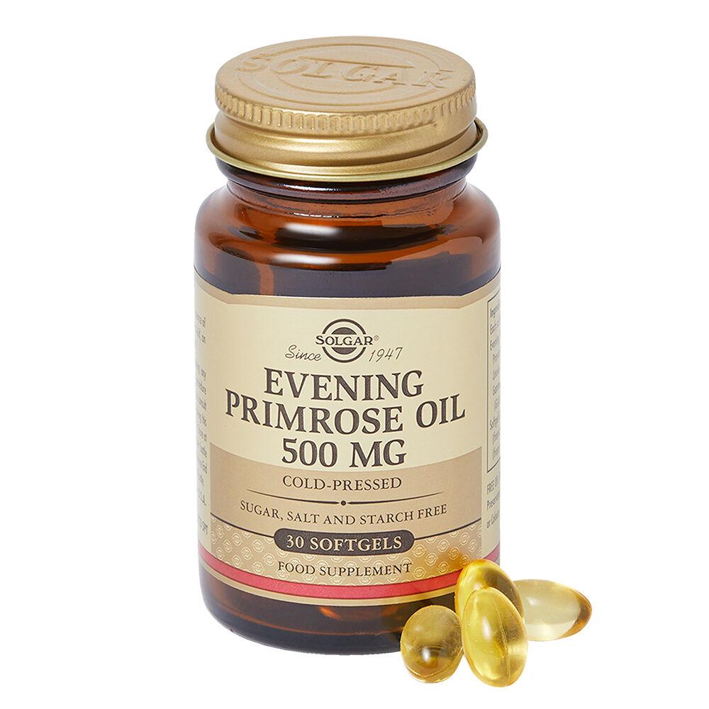 Solgar Evening Primrose Oil 500 mg Softgels 30caps