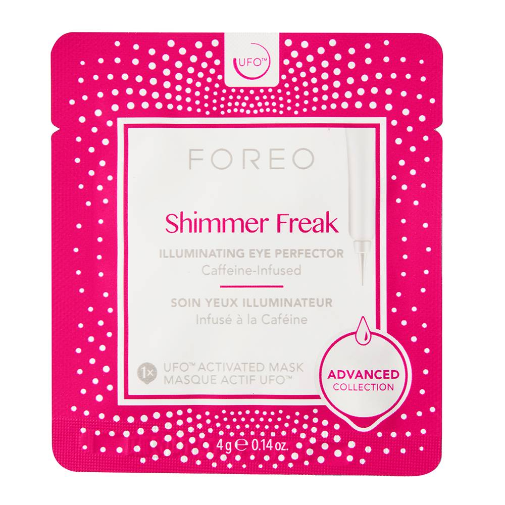 Foreo Shimmer Freak UFO/UFO mini Illuminating Eye Mask 6pieces