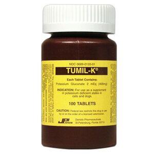 PET'S CHOICE PHARMACY Tumil-K Tablets 100 Count