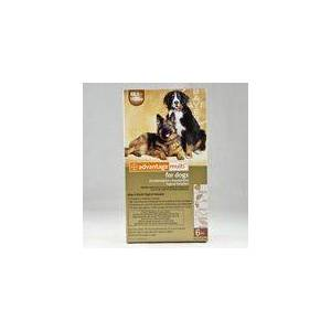 PET'S CHOICE PHARMACY Advantage Multi for Dogs Brown 88.1-110 lbs