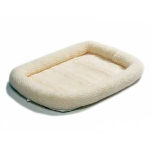 MIDWEST METAL PRODUCTS Midwest Quiet Time Fleece Pet Bed 36 inch
