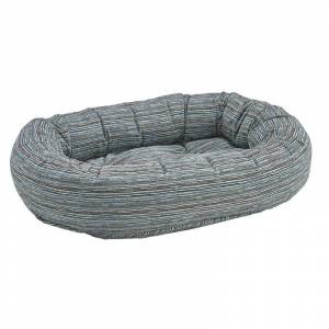 BOWSERS PET PRODUCTS Bowsers Teaka Chenille Donut Dog Bed Large