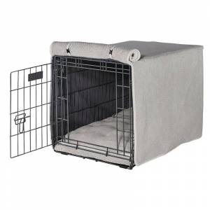 BOWSERS PET PRODUCTS Bowsers Aspen Luxury Dog Crate Cover Small