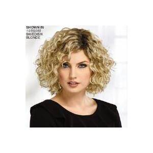 Becky Lace Front WhisperLite Monofilament Wig by Paula Young