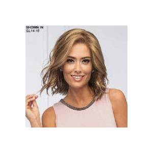 Soft and Subtle Lace Front Monofilament Wig by Gabor
