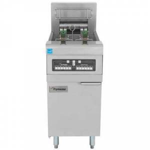 Frymaster RE17-SC 50 lb. High Efficiency Electric Floor Fryer - 240V, 3 Phase, 17 KW
