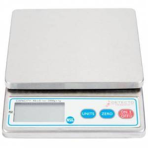 Cardinal Detecto PS4 4 lb. Electronic Portion Scale