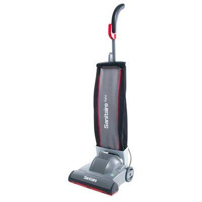 """Sanitaire """"Sanitaire SC9050D DURALITE 12"""""""" Cloth Bagged Upright Vacuum Cleaner"""""""