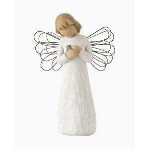 Willow Tree Angel of Healing Figure
