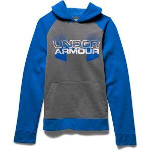 Under Armour Boy's UA Commuter Tri-Blend Fleece Hoodie