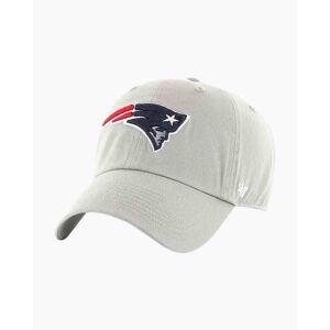 '47 New England Patriots Clean Up Cap in Grey