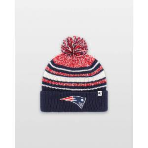 '47 New England Patriots Youth 47 Bubbler Cuff Knit Cap