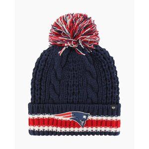 '47 New England Patriots Sorority Cuff Knit Pom Beanie