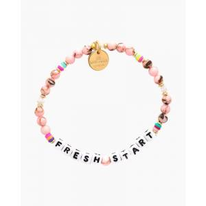 Pro-Ject Little Words Project Fresh Start Note to Self Stretch Bracelet