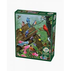 Cobble Hill Birds of the Forest Jigsaw Puzzle (1,000 pc.)