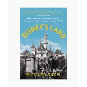 Scribner Disney's Land (Paperback)