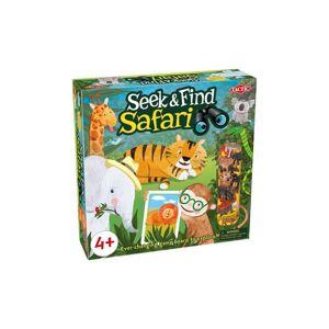 Tactic Seek and Find Safari Board Game