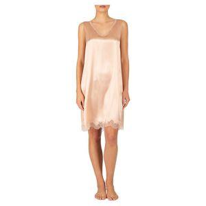Frette Women's Sissy Short Nightgown - Copper - Small