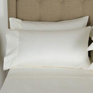 Frette Savona Pillowcase Set  - Ivory - King