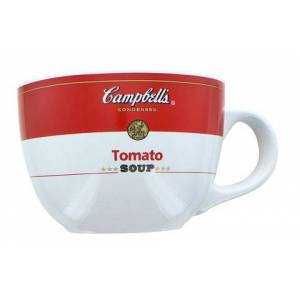 Buffalo Campbell's Tomato Soup 24oz Ceramic Soup Mug
