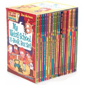 My Weird School 21-Book Box Set