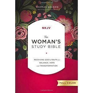 NKJV The Woman's Study Bible (9922)