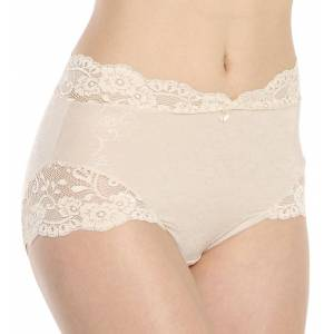 Arianne 7356CA Stacy Full Brief Panty (Champagne XL)