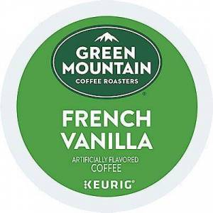 Green Mountain Coffee 72 Ct Green Mountain Coffee French Vanilla Coffee 72-Count (3 Boxes Of 24) K-Cup Pods. Coffee