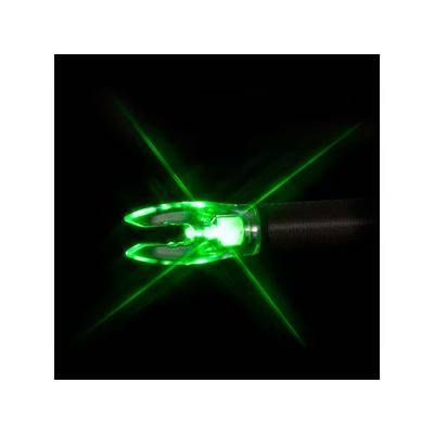 Nockturnal FIT Universal Size Lighted Arrow Nock Pack of 3